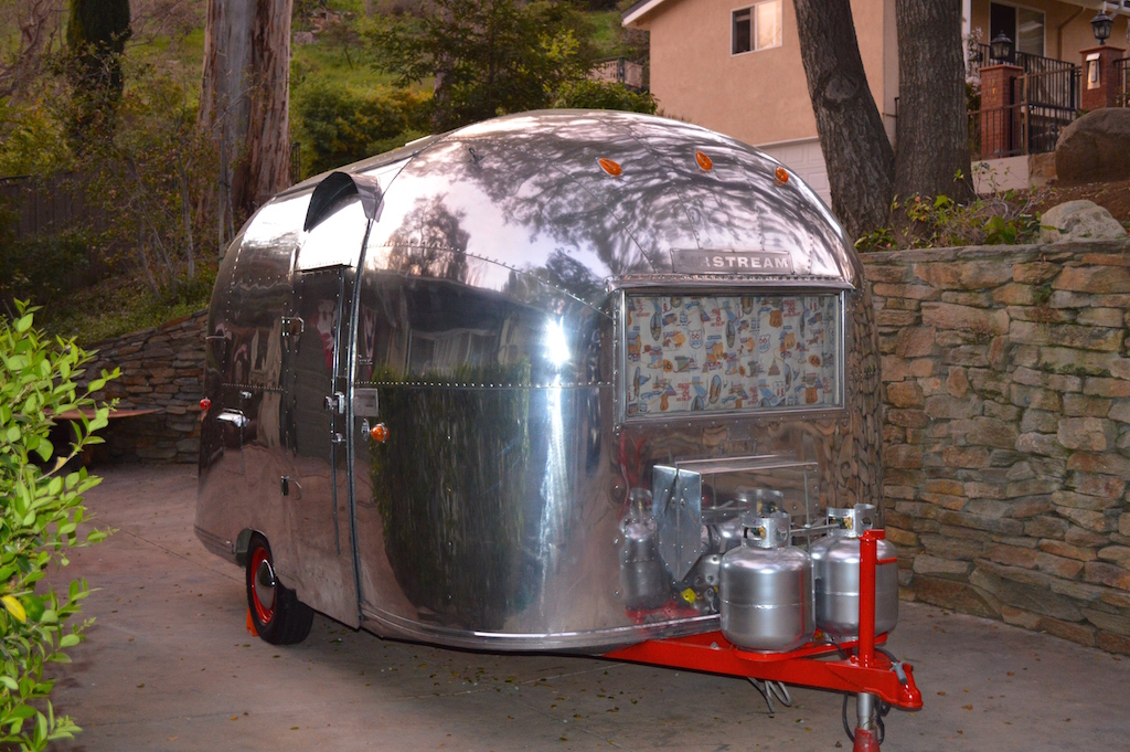 Larry Garrison Airstream Vintage Trailers
