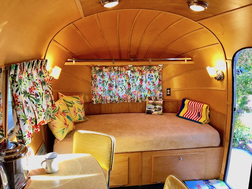 "1961 Vintage Airstream Bambi 16' ""First Year"" A Ralph ..."